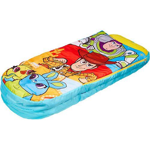 WORLDS APART ReadyBed Junior 2in1 (Schlafsack, Kissen und Luftmatratze), Toy Story gelb-kombi