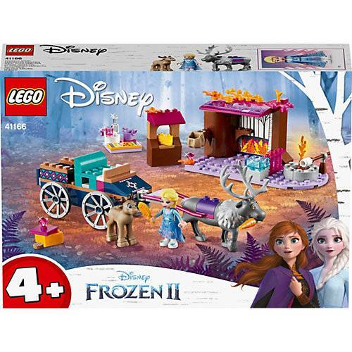 LEGO® I Disney Frozen II 41166 Elsa und die Rentierkutsche
