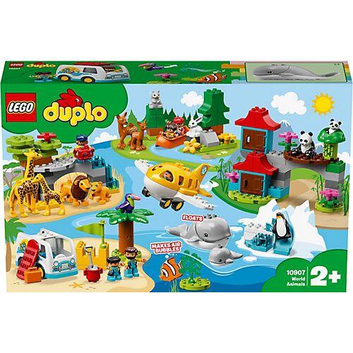 LEGO 10907 Duplo: Tiere der Welt