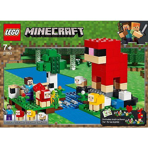 LEGO 21153 Minecraft™: Die Schaffarm