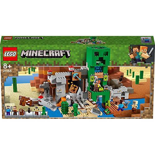 LEGO 21155 Minecraft™: Die Creeper™ Mine