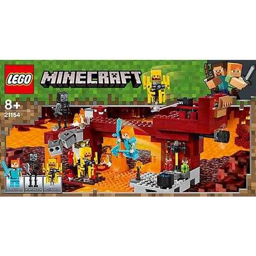 LEGO 21154 Minecraft™: Die Brücke