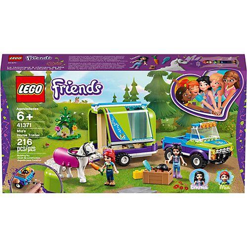 LEGO 41371 Friends: Mias Pferdetransporter