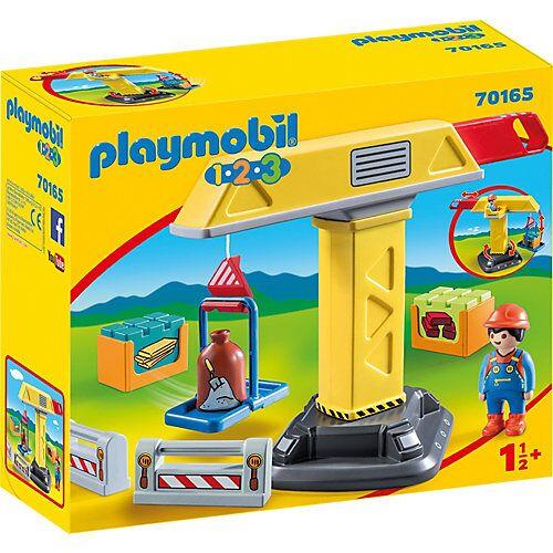 PLAYMOBIL® 70165 Baukran