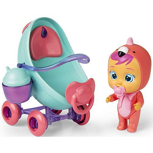 IMC Toys Cry Babies Magic Tears Fancy's Buggy