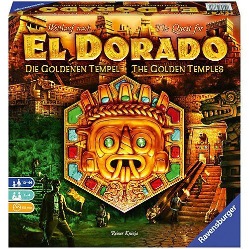 Ravensburger Brettspiel Die Tempel von El Dorado