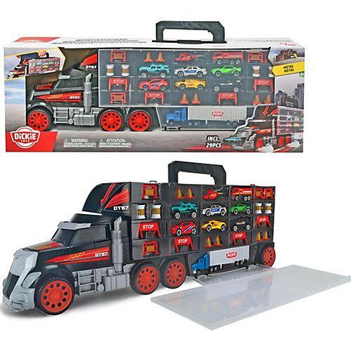 Dickie Toys Riesen-Truck mit Henkel zum Mitnehmen