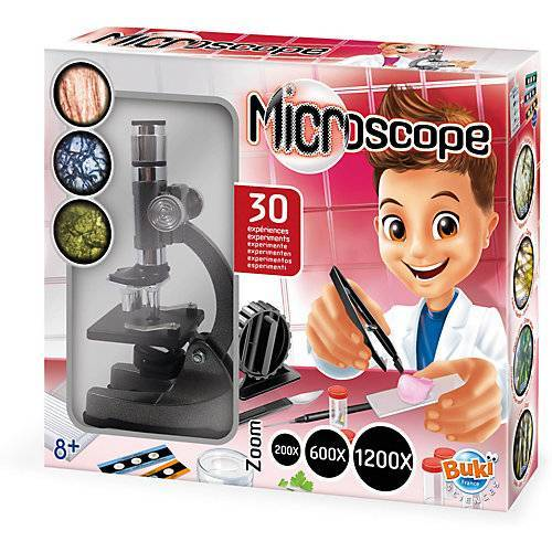 Buki Mikroskop - 30 Experimente