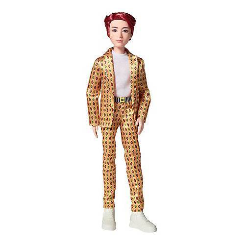 Mattel BTS Core Fashion Puppe Jungkook gelb