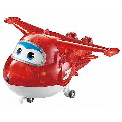 Super Wings JETT X-Ray Transform Spielzeugfigur Medium