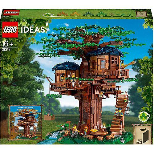 LEGO® 21318 Ideas: Baumhaus