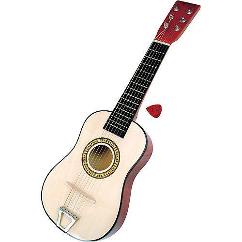 Bino Gitarre 23 Zoll mit 6 Saiten