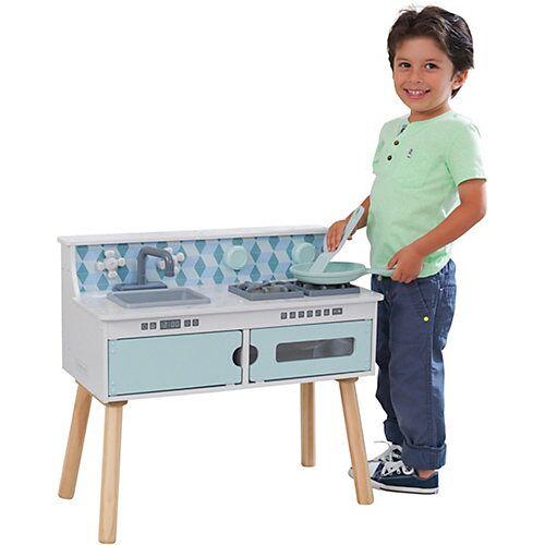 KidKraft Play & Put Away Wooden Kitchen