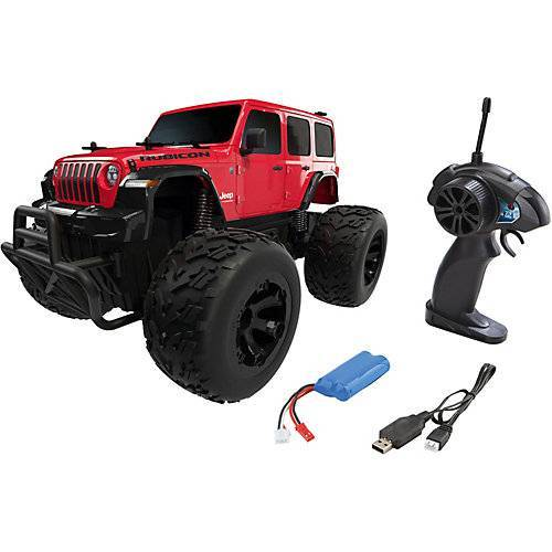 Revell RC Car Jeep Rubicon 1:18