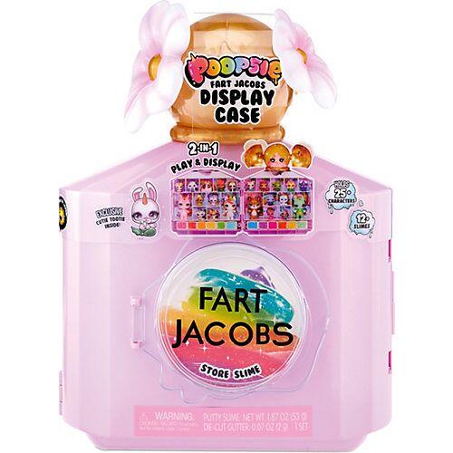 MGA Poopsie Fart Jacobs Display Case