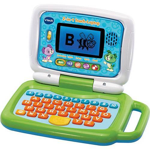 Vtech 2-in-1 Touch-Laptop