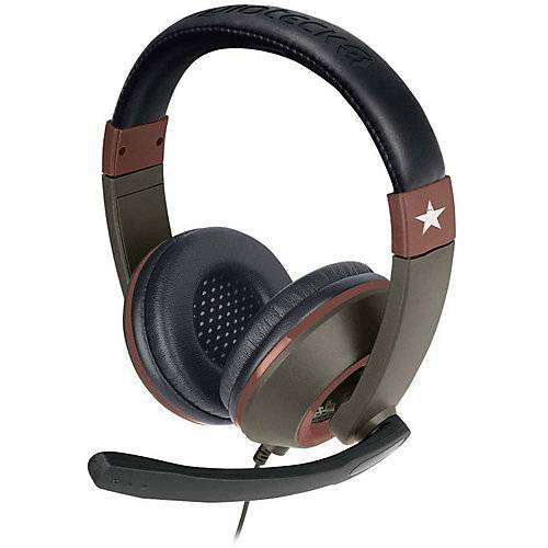 bigben Stereo Headset XH-100 Wired, Military Edition