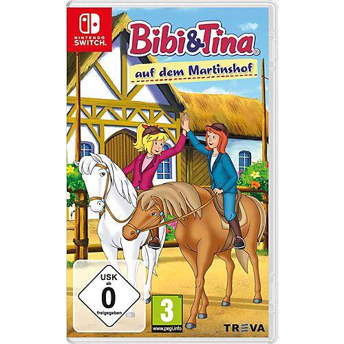 ak tronic Nintendo Switch Bibi und Tina auf dem Martinshof