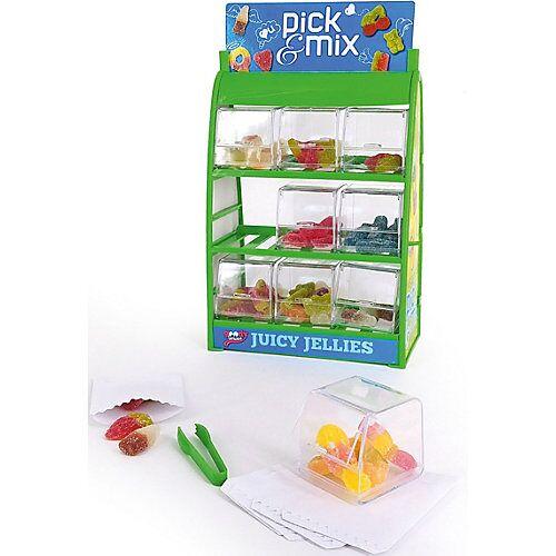"""""""Süßigkeiten-Spender Set """"""""Pick´n Mix Vegan"""""""", inkl. Zange, Süßigkeiten & Tüten"""""""