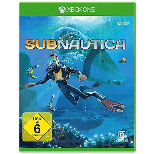 XBOXONE Subnautica