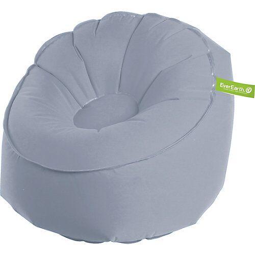 EverEarth Sitzsack, aufblasbar, hellblau