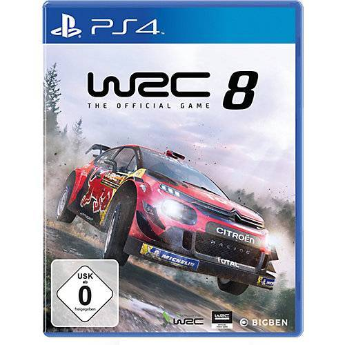 bigben PS4 WRC 8