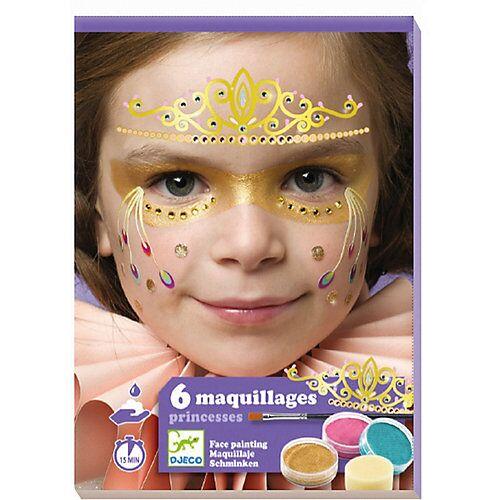 DJECO Kinderschminke-Set Prinzessin