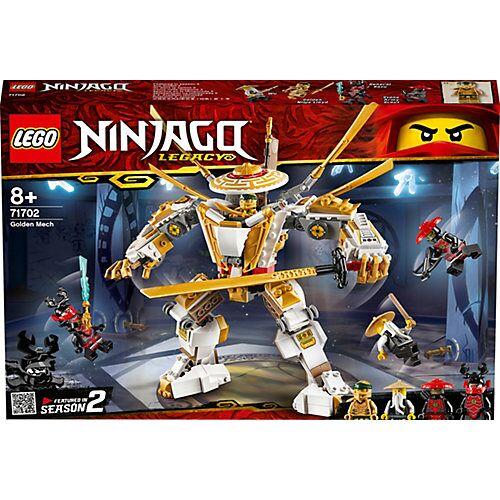 LEGO Ninjago 71702 Goldener Mech