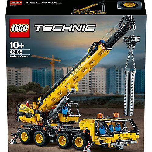 LEGO 42108 Technic: Kran-LKW