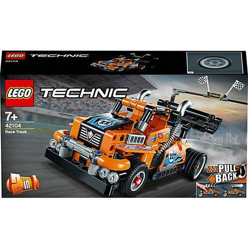LEGO® 42104 Technic: Renn-Truck