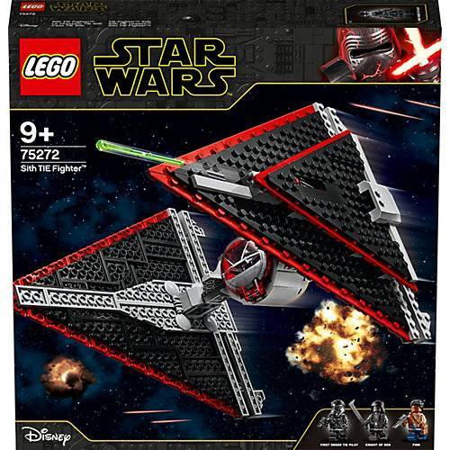 LEGO® 75272 Star Wars: Sith TIE Fighter™