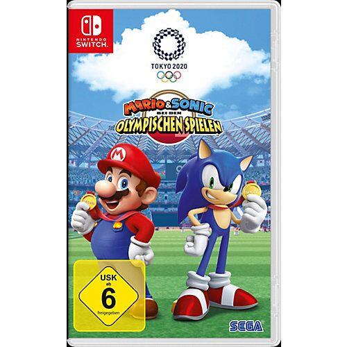 Nintendo Switch Mario & Sonic bei den Olympischen Spielen: Tokyo 2020