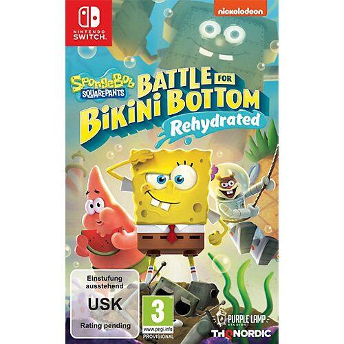 SpongeBob Nintendo Switch Spongebob SquarePants: Battle for Bikini Bottom