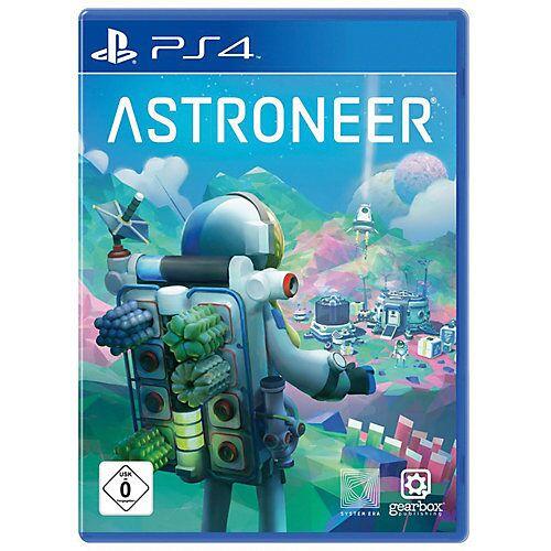 PS4 Astroneer
