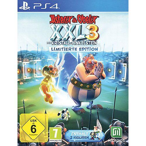 PS4 Asterix & Obelix XXL3 - Der Kristall-Hinkelstein