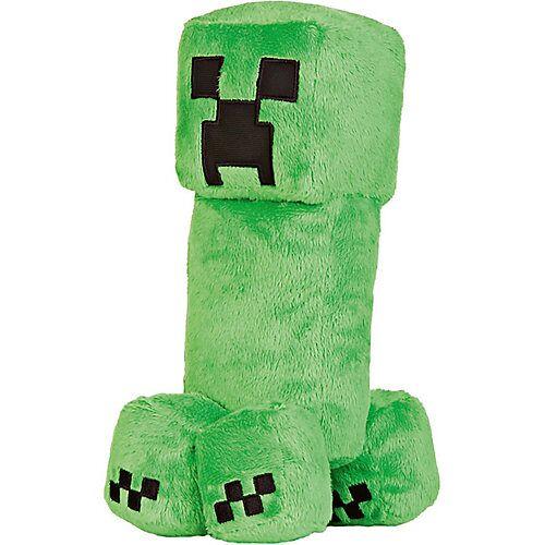 """Minecraft """"Minecraft Creeper Plüsch 10,5"""""""" grün"""""""