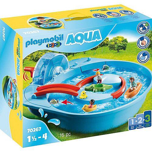 PLAYMOBIL® 70267 Fröhliche Wasserbahn
