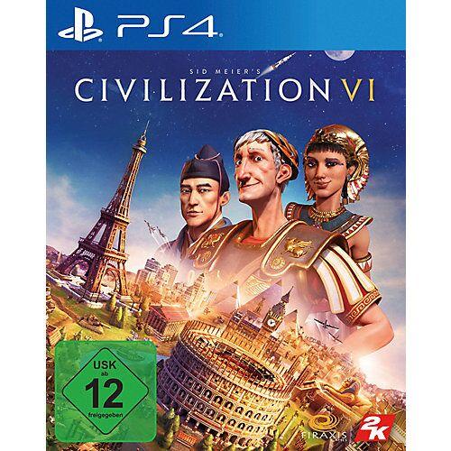 PS4 Sid Meier´s Civilization VI