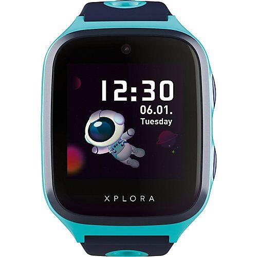 Xplora 4 - Smartwatch Kinder - sim free, türkis  Kinder