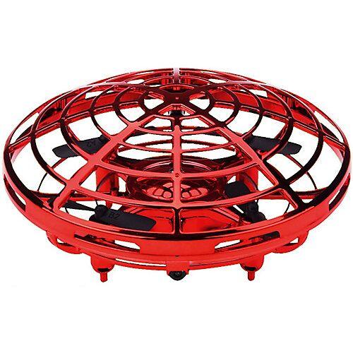Amewi Mini UFO mit Gestensteuerung, rot