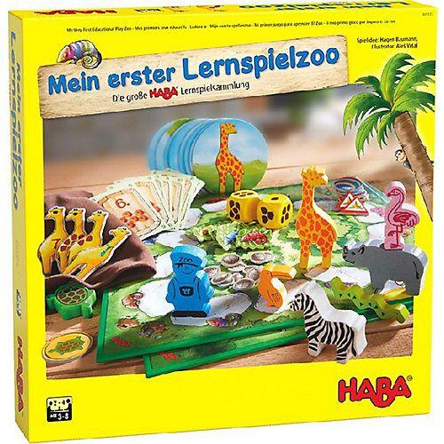HABA 305173 Mein erster Lernspielzoo