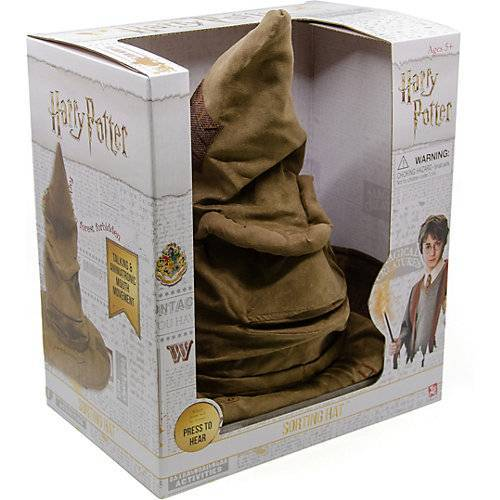 Harry Potter der sprechende Hut, groß