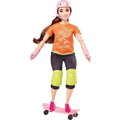 Mattel Barbie Skateboarder Puppe