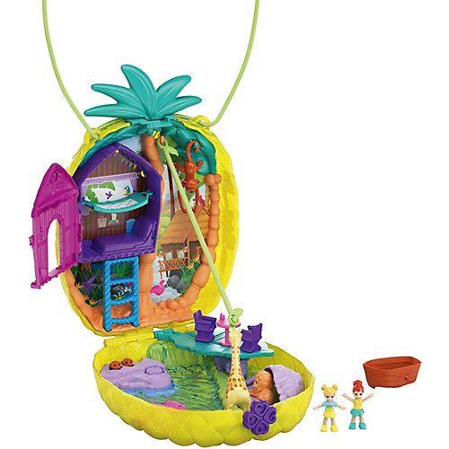 Mattel Polly Pocket Ananas-Tasche