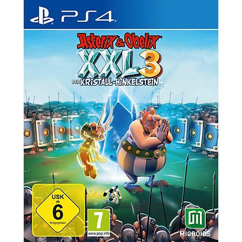 PS4 Asterix & Obelix XXL3 - Kristall-Hinkelstein