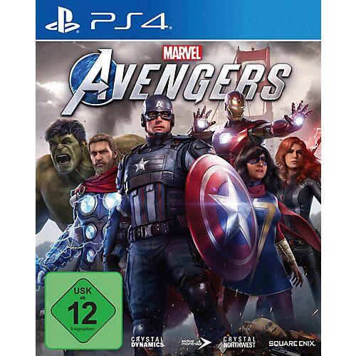 Marvel Avengers PS4 Marvel's Avengers