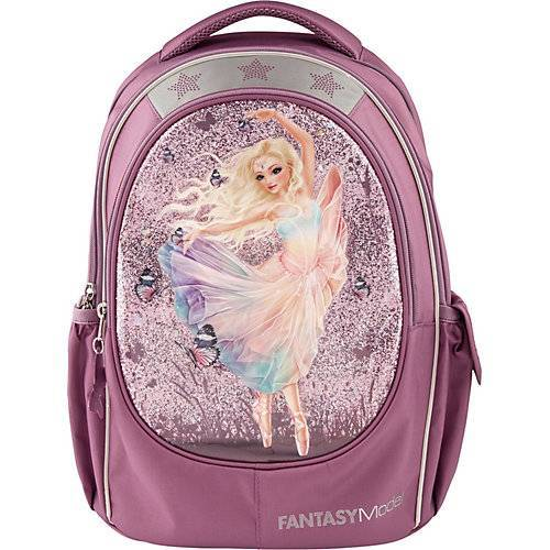 Depesche Fantasy Model Schulrucksack BALLETT rosa