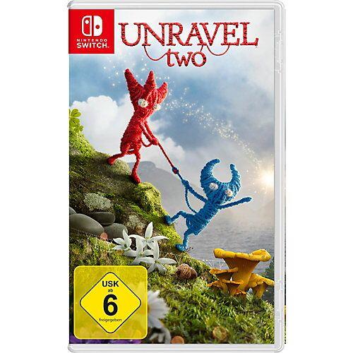 Nintendo Switch - Unravel 2