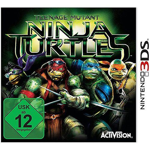 Teenage Mutant Ninja Turtles 3DS Teenage Mutant Ninja Turtles: Movie