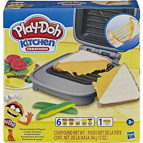 Hasbro Play-Doh Kitchen Creations Sandwichmaker Set
